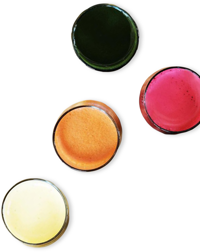 Juice Color from Sip Organic Juice Bar